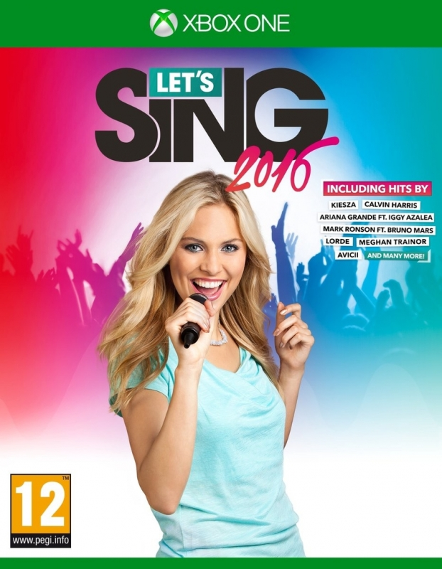 Lets Sing 2016