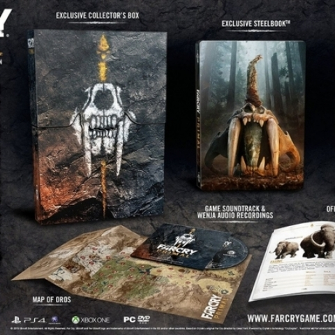 Far Cry Primal Collector's Edition