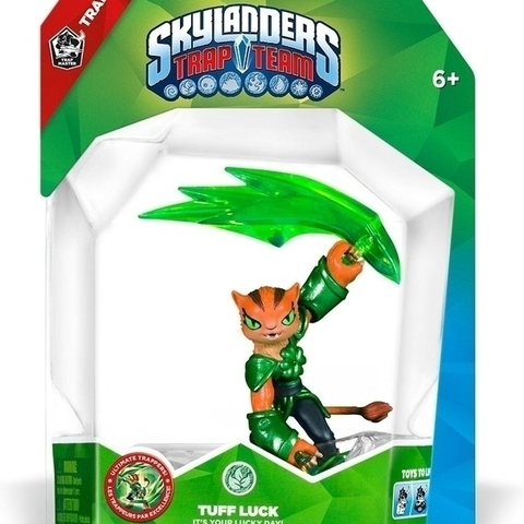 Skylanders Trap Team - Tuff Luck