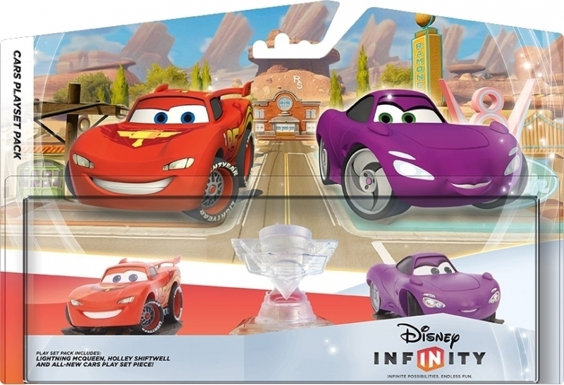 Disney Infinity Cars Playset Pack