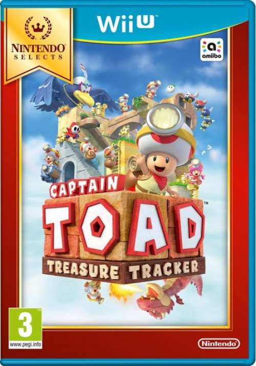 Captain Toad Treasure Tracker (Nintendo Selects)