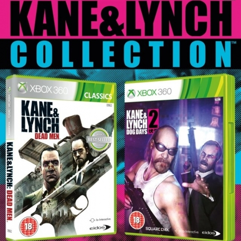 Kane & Lynch Collection (1+2) (Classics)