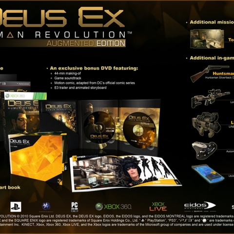 Deus Ex Human Revolution (Augmented Edition)