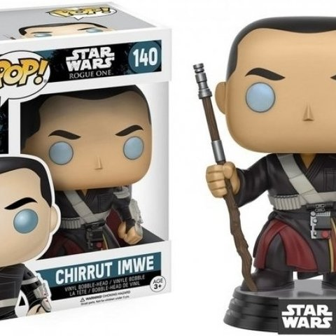 Star Wars Rogue One Pop Vinyl: Chirrut Imwe