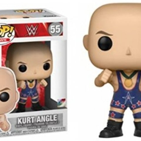 WWE Pop Vinyl: Kurt Angle