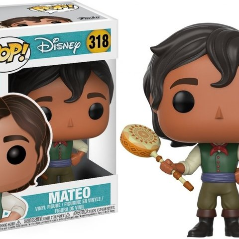 Disney Pop Vinyl: Mateo