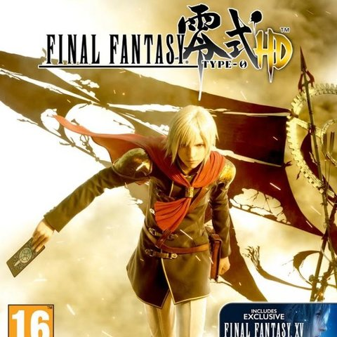 Final Fantasy Type 0 HD Day 1 Edition