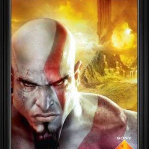 God of War Chains of Olympus (platinum)