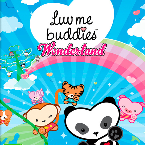 Luv Me Buddies: Wonderland