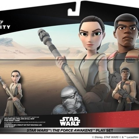 Disney Infinity 3.0 Star Wars the Force Awakens Play Set Pack