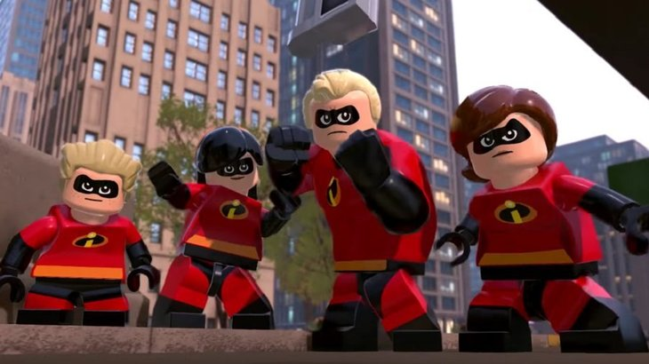 New LEGO the Incredibles trailer features rogues' gallery
