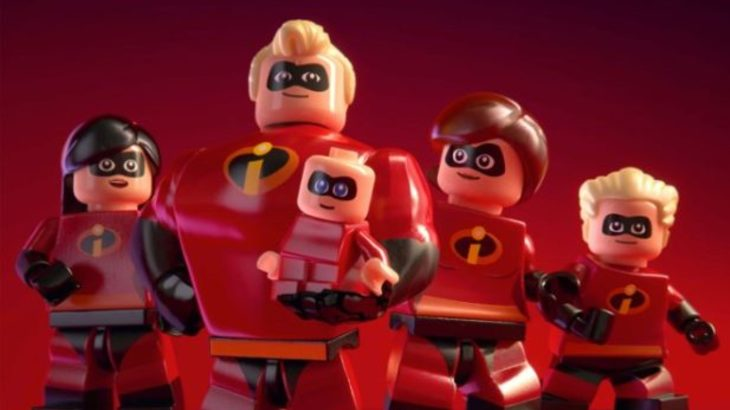 Game News: 'LEGO The Incredibles' Trailer
