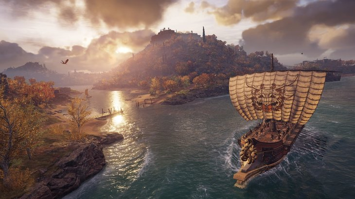 Assassin's Creed Odyssey guide: which gameplay mode to choose, exploring Ancient Greece