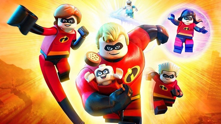New LEGO The Incredibles Trailer Shows First Gameplay on PS4