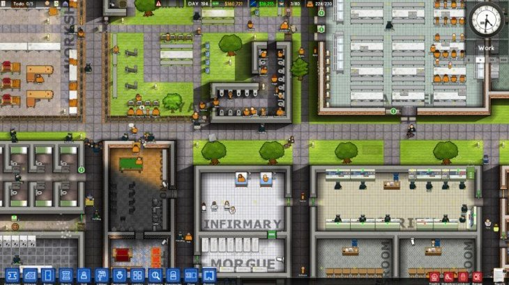 Paradox Interactive Acquires Introversion Software's 'Prison Architect'
