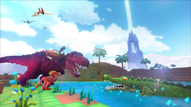 Contest: Take to the skies with a Steam copy of PixARK