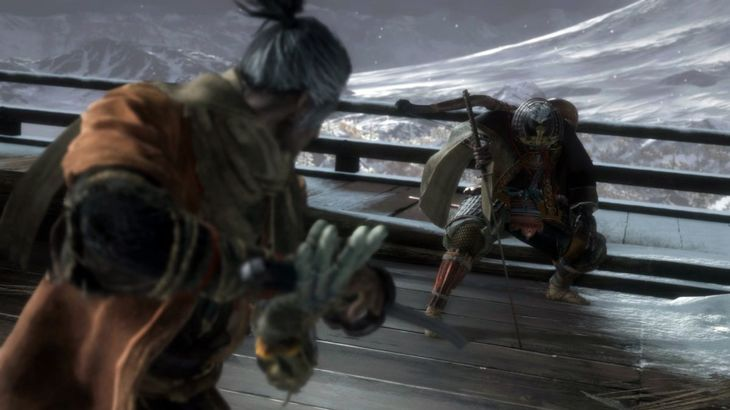 Sekiro game files seem to reference the FromSoftware game George R. R. Martin is apparently working on