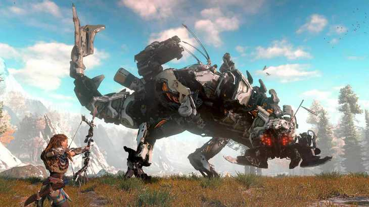 Horizon: Zero Dawn was going to have a two player co-op mode