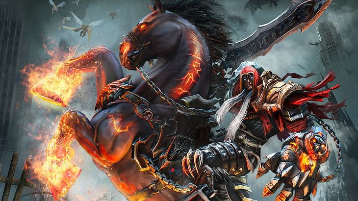 "New Darksiders game ""takes the franchise in a fresh direction"", set for E3 2019 reveal"