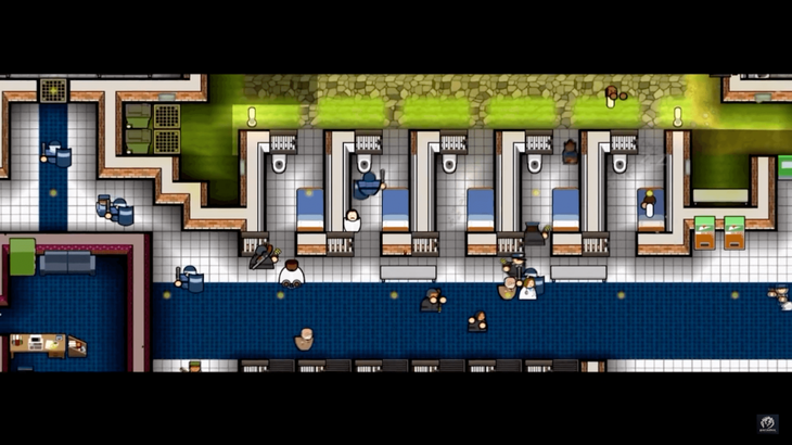 Prison Architect's Console-Exclusive DLC Psych Ward Coming to PC