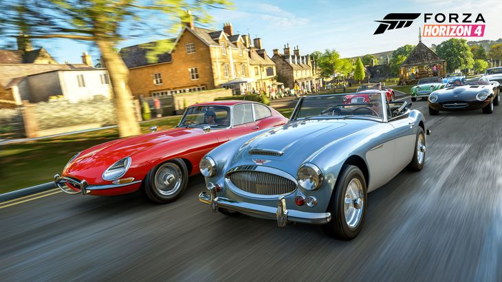 News: Forza Horizon 4 is getting 10 James Bond cars at launch