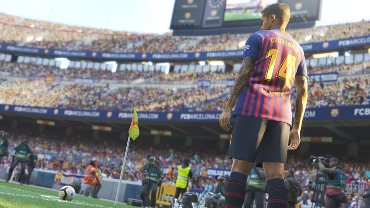 Pro Evolution Soccer 2019 And Horizon Chase Turbo Are July's PlayStation Plus Games