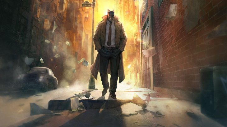 If You Like The Wolf Among Us, You're Probably Gonna Like Blacksad: Under the Skin