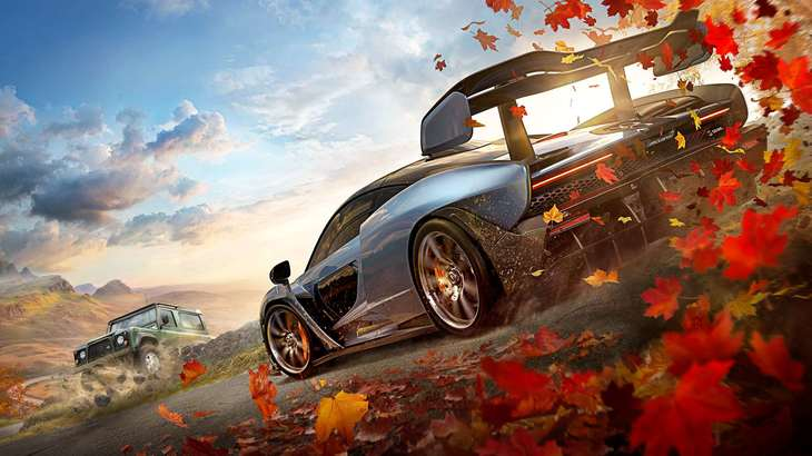 Video: Forza Horizon 4 is a love letter to a Britain where you can't kill sheep