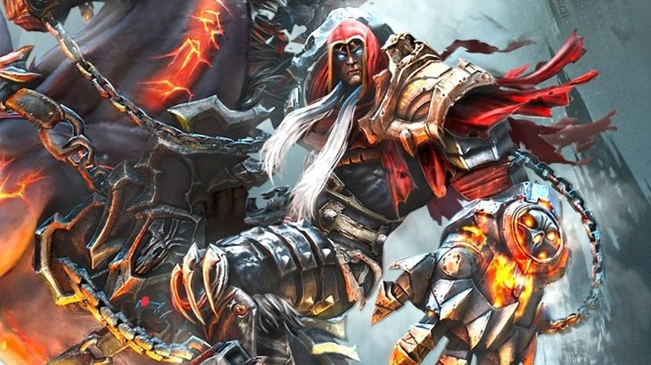 E3 website listing points to new Darksiders game reveal at this year's show