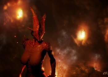 PC version of Agony will have an optional patch to remove censorship