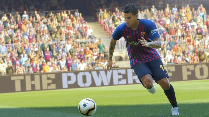 July's PlayStation Plus free games include Pro Evolution Soccer 2019