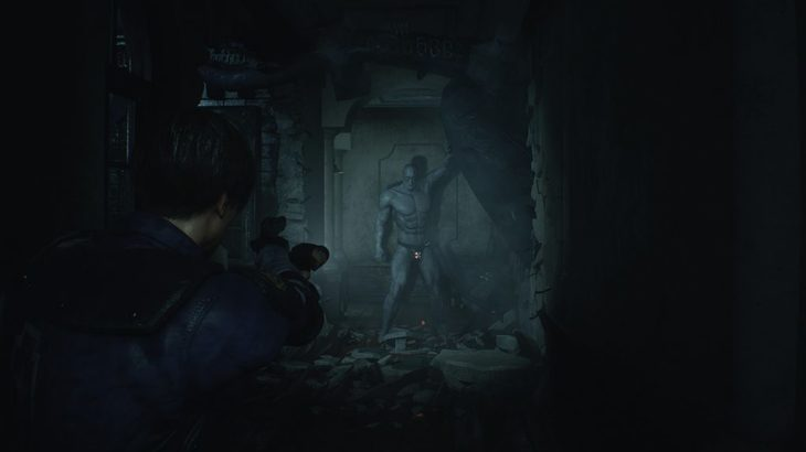 Resident Evil 2 Remake Mr x Mod Reveals Boss In His Budgy Smugglers