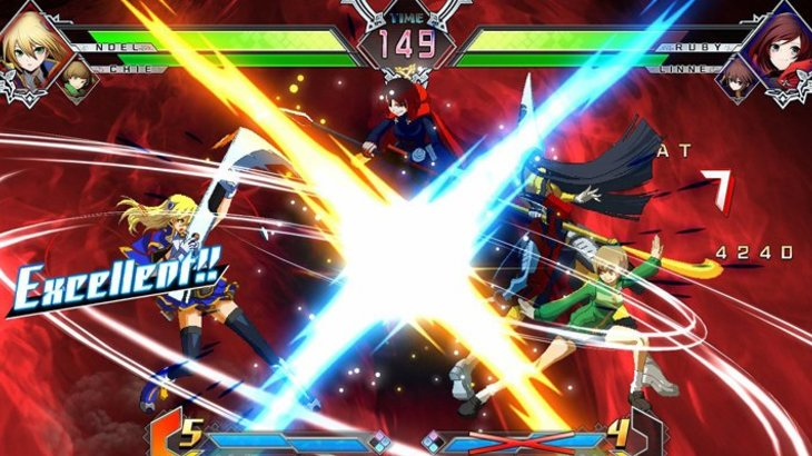 Pre-ordering BlazBlue: Cross Tag Battle grants instant access to beta; Information on the American version