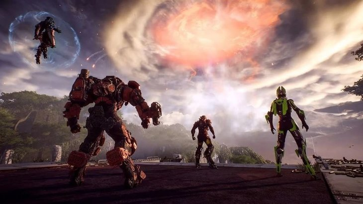BioWare is Delaying Major Features for Anthem, Including the Cataclysm Event