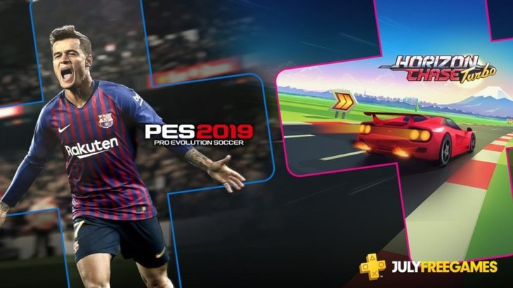 PS Plus Offers Free Sports, Racing Games Through July