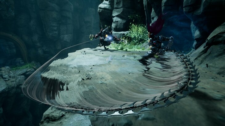 Darksiders III description