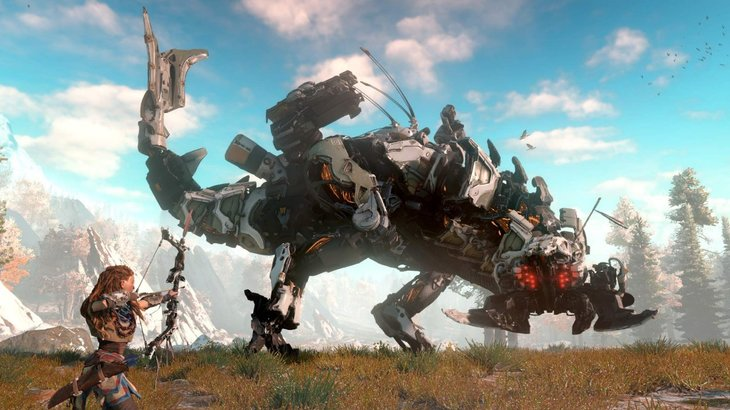 Horizon: Zero Dawn Comes Top in Two Categories at DICE Awards 2018