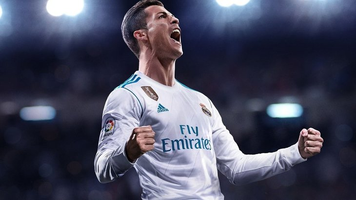 FIFA 18 returns to the top of the UK Charts
