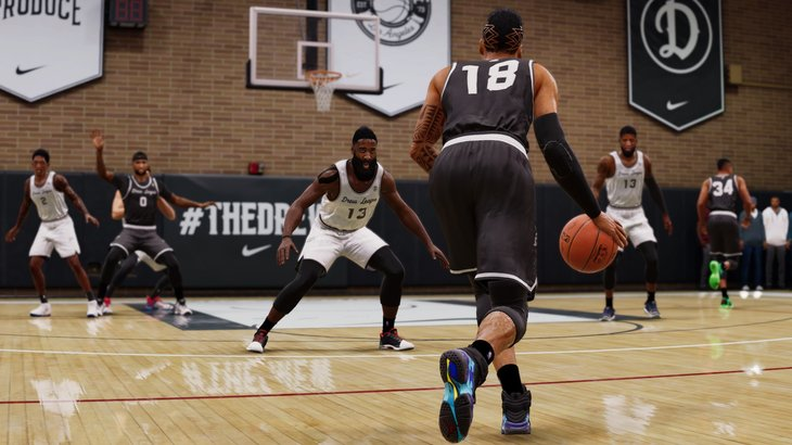 EA's knocking $20 off the price of NBA Live 18 for anyone who pre-orders