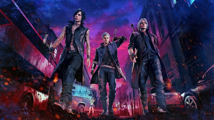 Devil May Cry 5 has yet another theme song