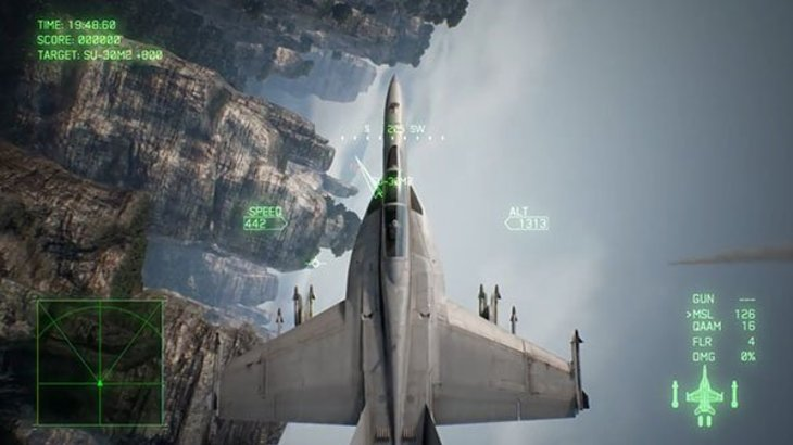 Ace Combat 7: Skies Unknown TGS 2017 trailer