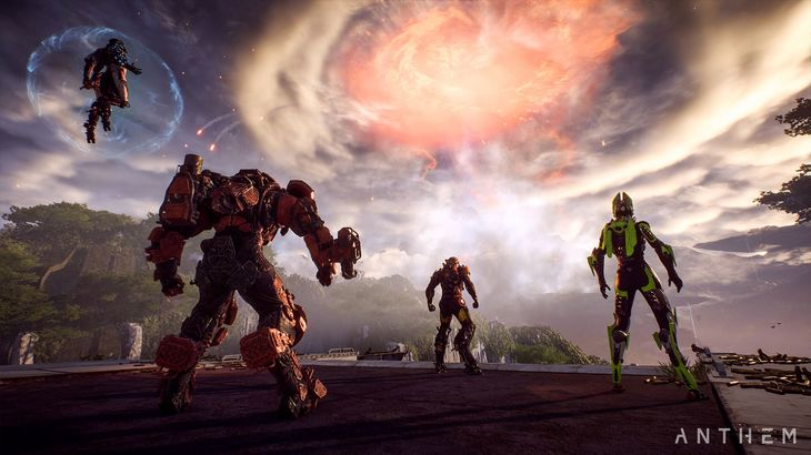 "BioWare Gives Anthem Roadmap Update, Says They've Been Talking About Stuff ""Too Early"""