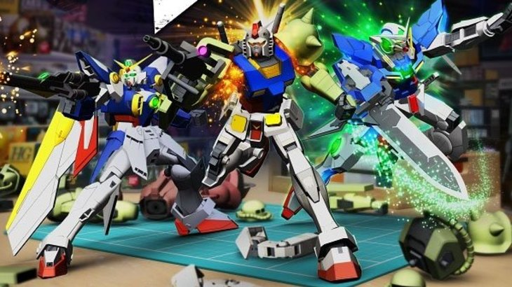 New Gundam Breaker launches for PS4 and PC on June 22