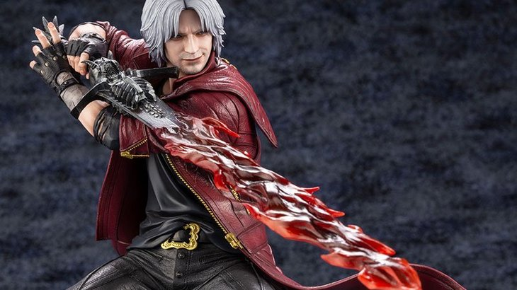 Devil May Cry 5 Getting Handsome Dante & Nero Figures by Kotobukiya