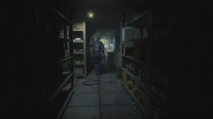 Why yes, I'd absolutely play this fixed camera Resident Evil 2 mod