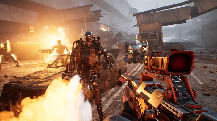 Terminator Resistance: 20 minutes of gameplay reveals a heavy stealth focus