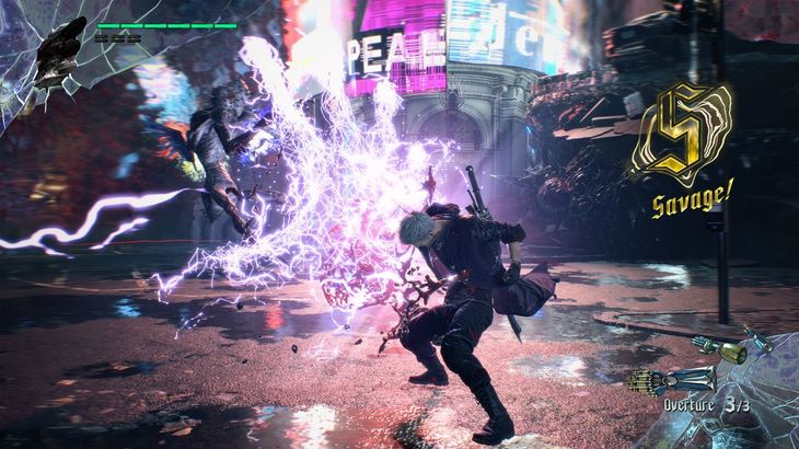 Devil May Cry 5 preview – the devil's in the details