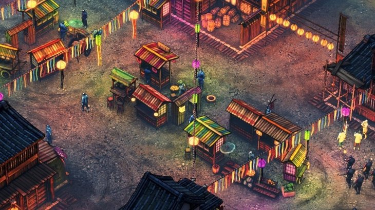 Acclaimed isometric stealth game Shadow Tactics: Blades of the Shogun is now on consoles