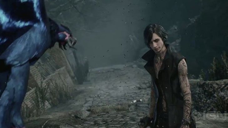 Devil May Cry 5 V gameplay trailer