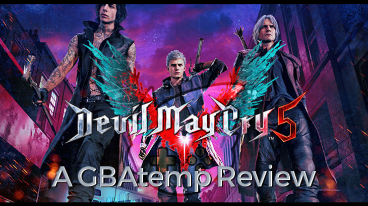 'Devil May Cry 5' (PC) Official GBAtemp Review